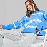 Target Women's French Terry Sweatshirt