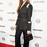 January at the Marie Claire Image Maker Awards in Los Angeles