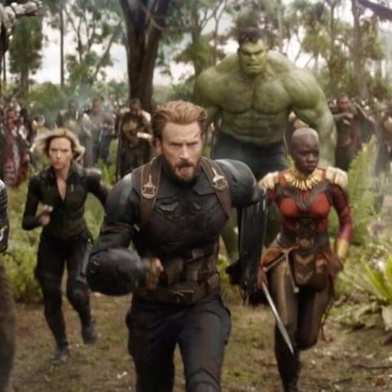 Avengers Infinity War Trailer