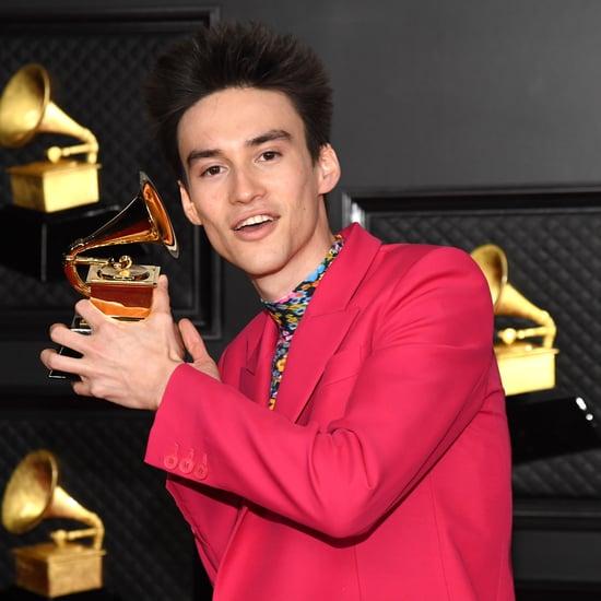 Jacob Collier on Celebrating His Grammy Award Win 2021