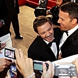 Pictures of The Town Premiere