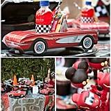 Heart-Racing Disney Cars-Themed Birthday Party