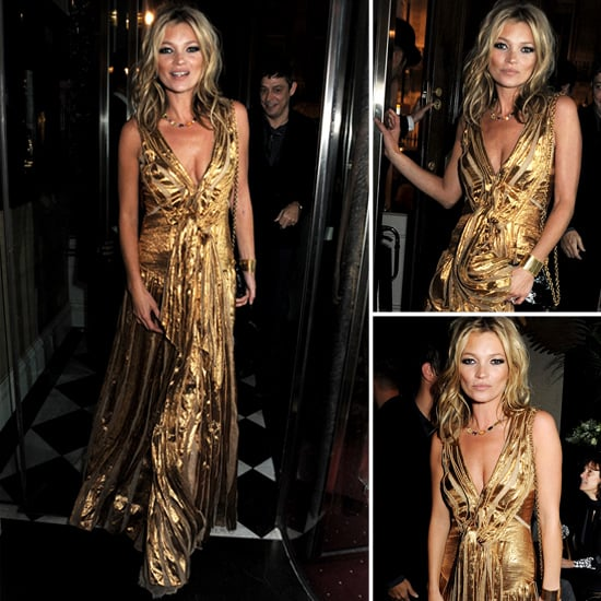 Get Kate Moss' Marc Jacobs Style: Gold Summer Party Dresses