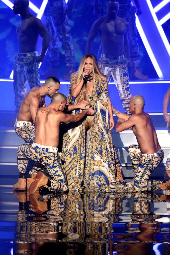Jennifer Lopez's MTV VMAs Vanguard Performance 2018