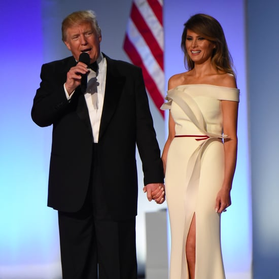 Fashion Designers on Dressing Melania Trump
