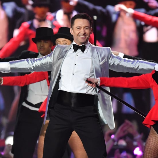 "Hugh Jackman ""Greatest Show"" 2019 Brit Awards Performance"