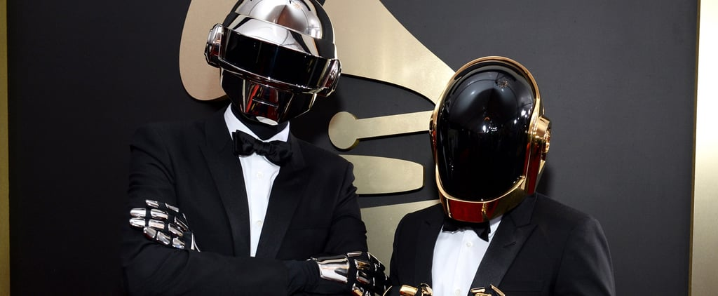 Daft Punk Without Helmets