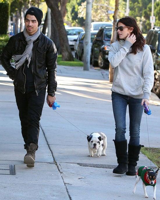 Pictures of Joe Jonas and Ashley Greene