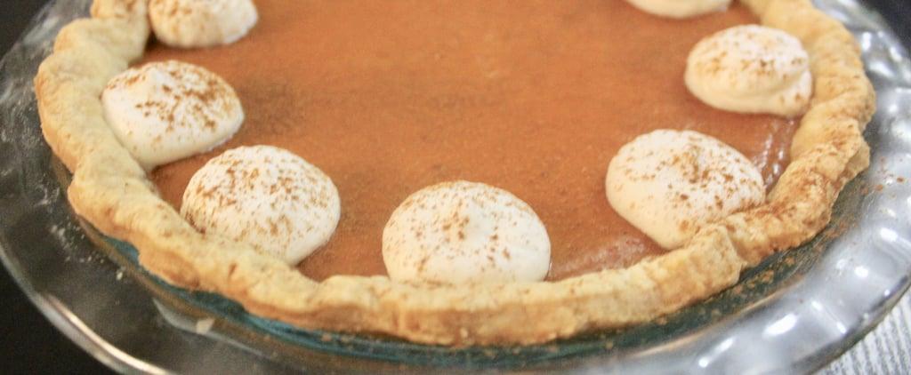 Molly Yeh Pumpkin Pie Recipe