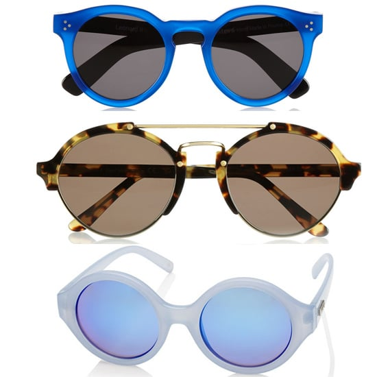 Shop Round Sunglasses
