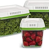 Rubbermaid FreshWorks Produce Saver Food Storage Containers Set