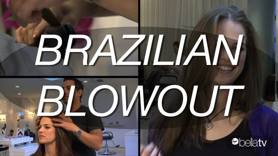 Seen on Nicole Richie & Ashley Tisdale: The Brazilian Blowout