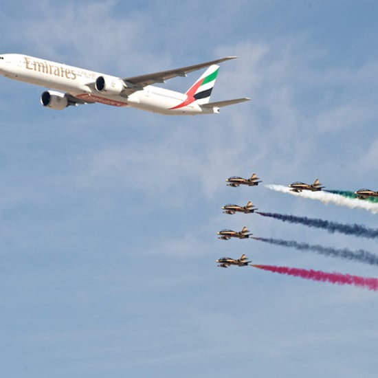 Emirates and Al Fursan Jet Show