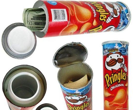 Pringles Can Diversion Safe