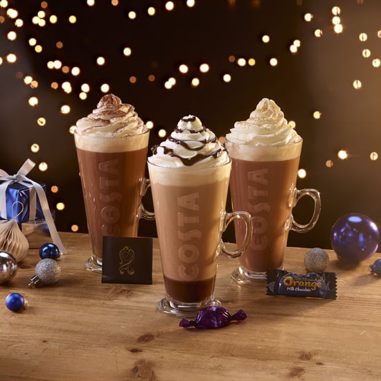 Costa Coffee Releases Terry's Chocolate Orange Hot Chocolate