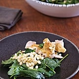 Baby Kale, Navy Beans, and Roasted Chicken Salad
