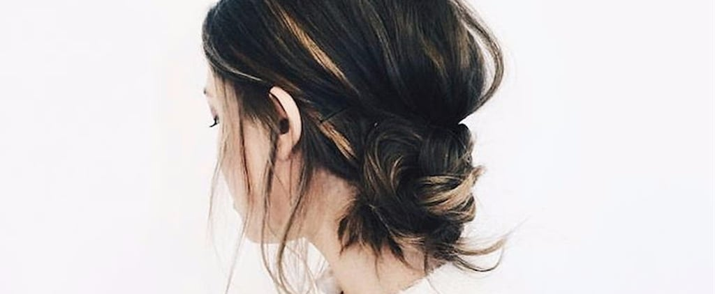 "Forget Fussy French Twists — This Effortlessly Cool ""Banana Bun"" Is Perfect For Lazy Girls"