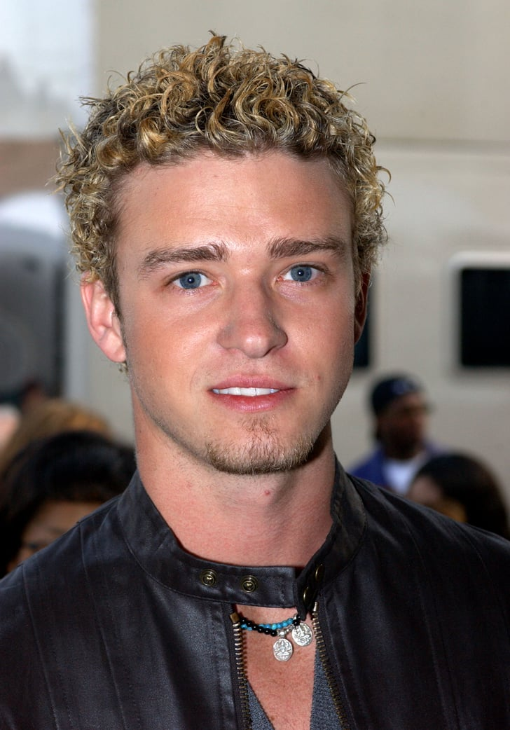 When He Somehow Pulled Off Frosted Tips Sexy Justin