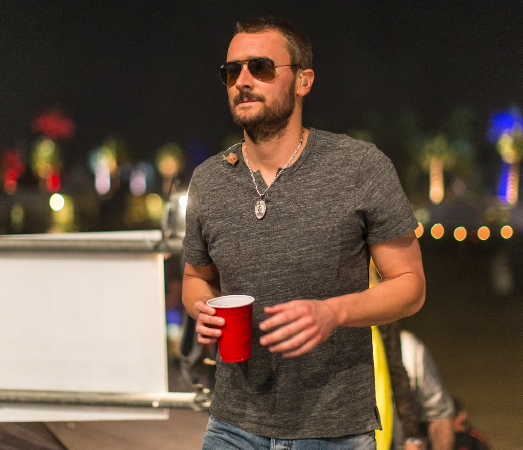 Because Eric Church looks like this.