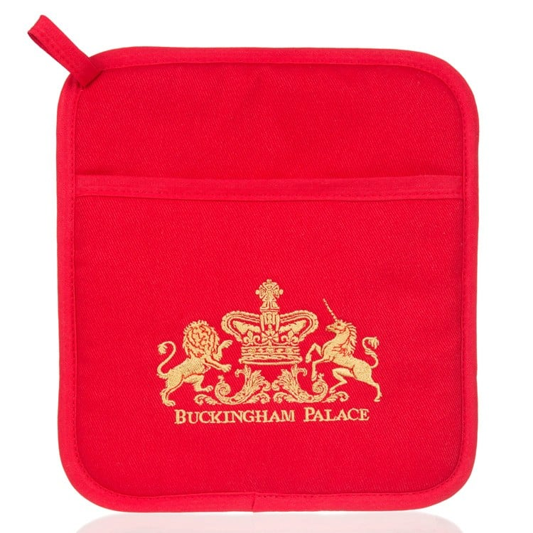 Buckingham Palace Christmas Pot Holder ($10)