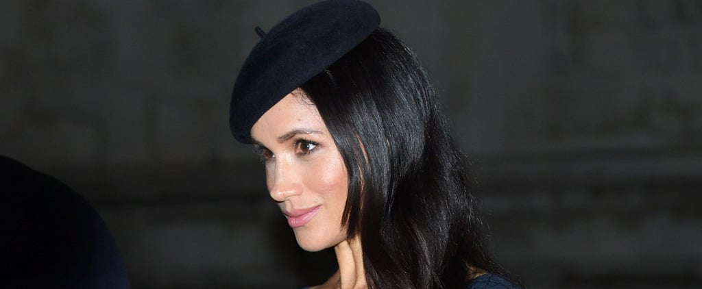 Meghan Markle's Haircut November 2018