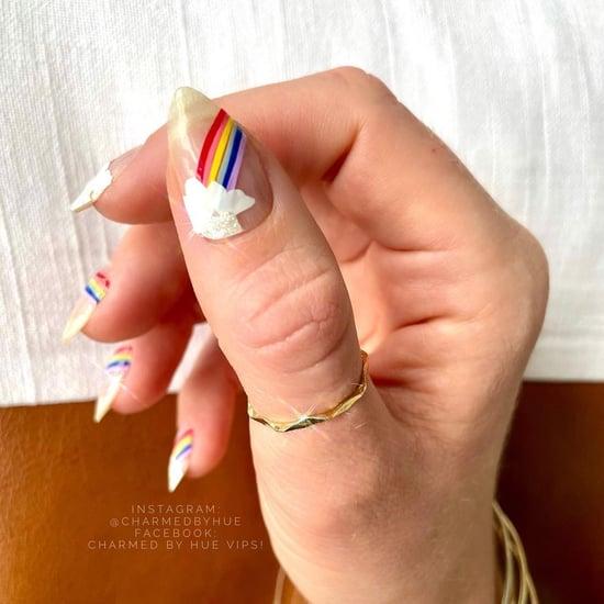 Cute St. Patrick's Day Nail-Art Ideas