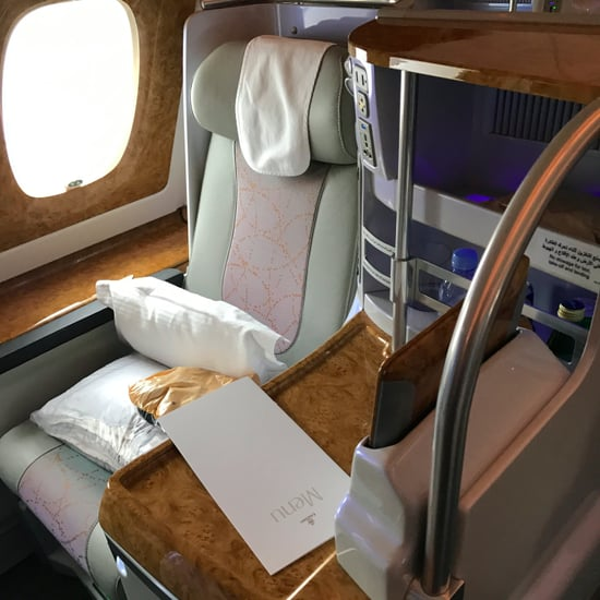 Emirates Business-Class Features