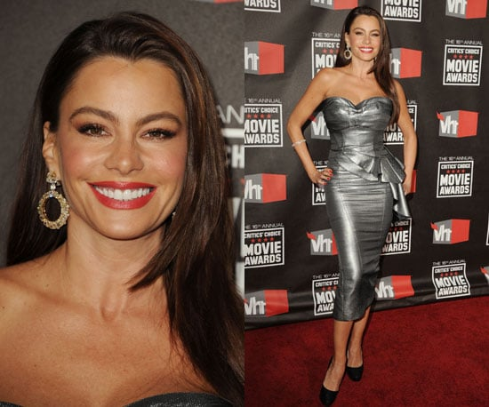 Sofia Vergara at 2011 Critics' Choice Awards