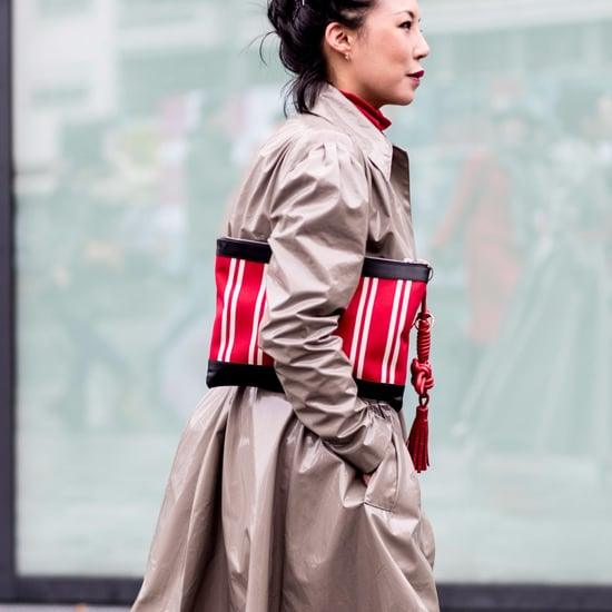 Street Style Shoes and Bags at Paris Fashion Week Fall 2017