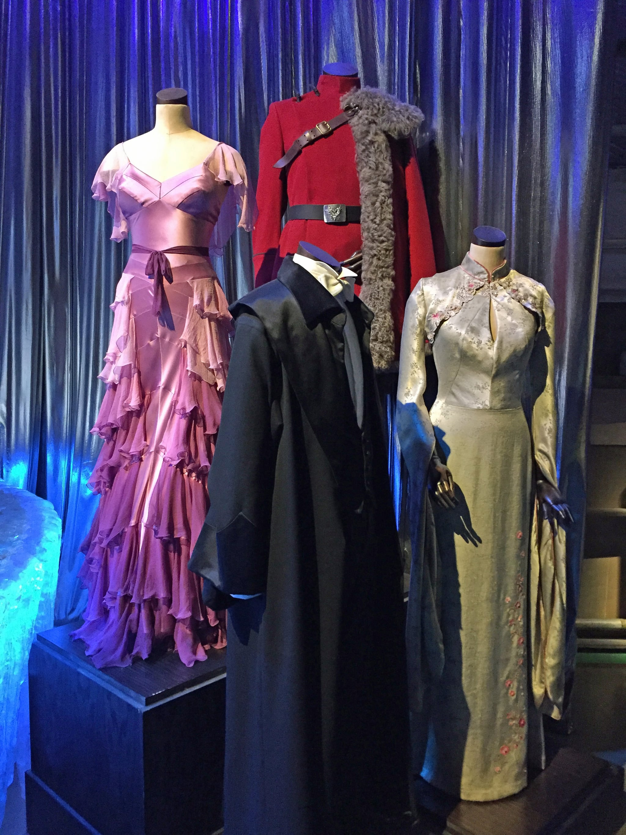 And, of course, the Yule Ball costumes.