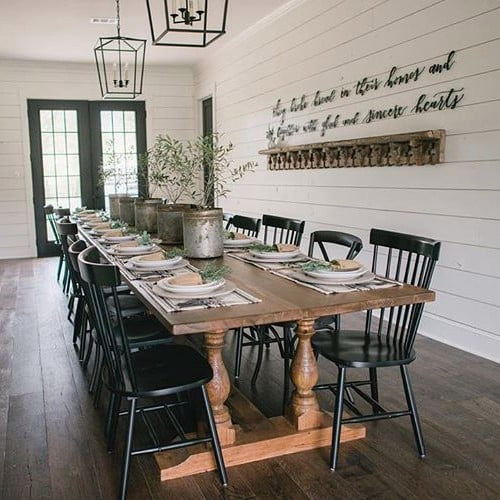 How Joanna Gaines Decorates With Plants