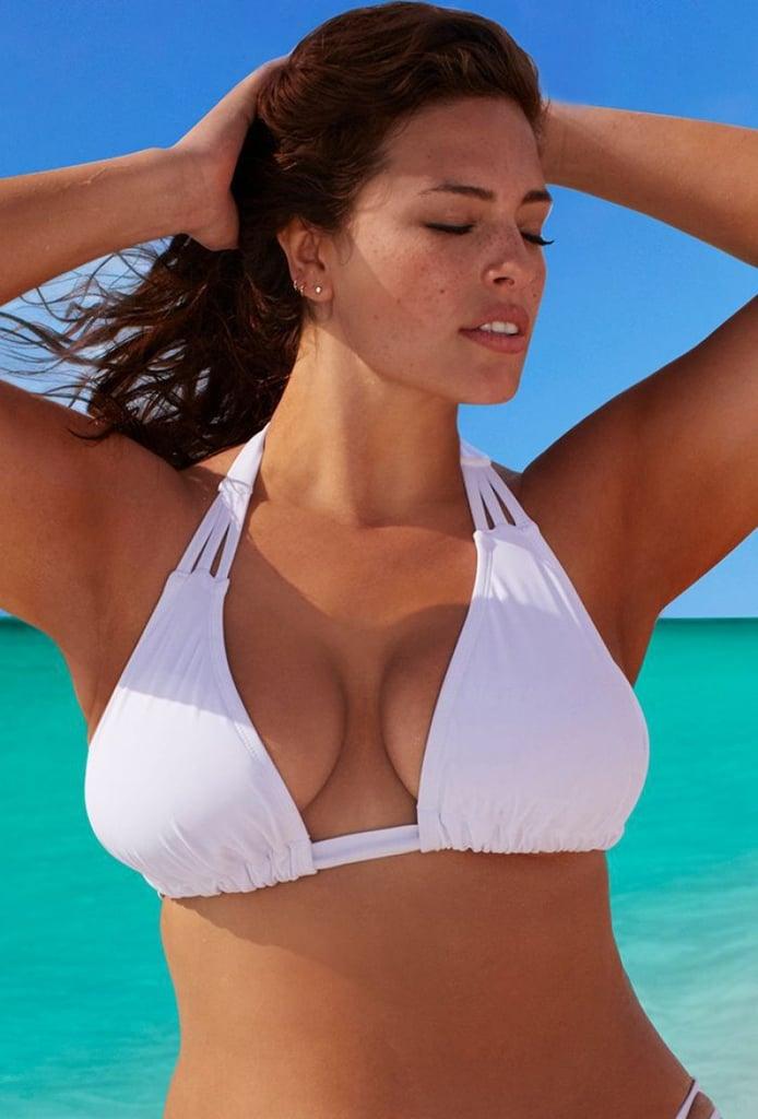 Swimsuits For All White Bikini