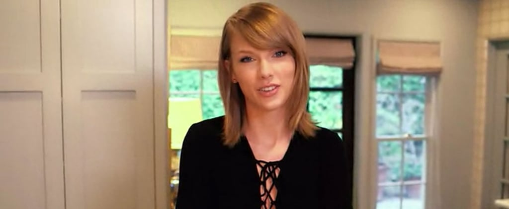 Taylor Swift Reveals Her Favorite Gift of All Time (Hint: Calvin Harris Gave It to Her!)