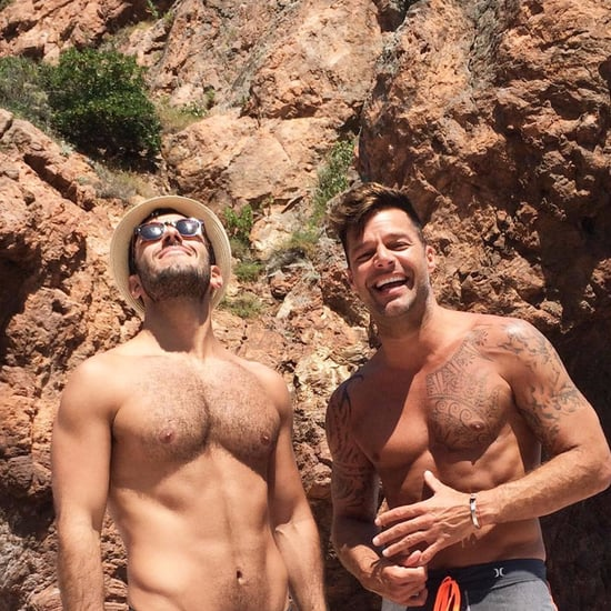 Ricky Martin and Jwan Yosef's Cutest Moments