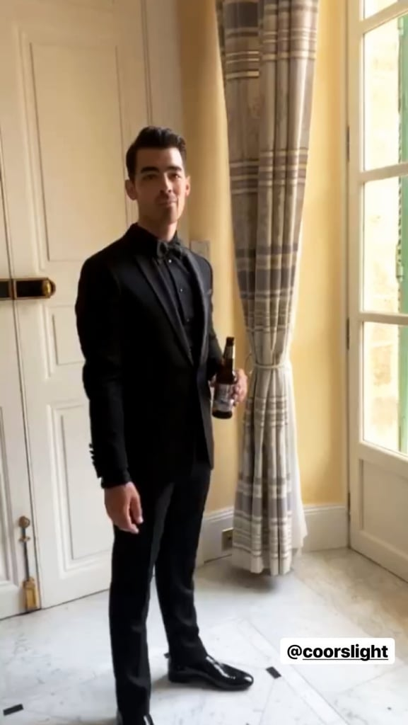 Sophie Turner and Joe Jonas France Wedding Pictures