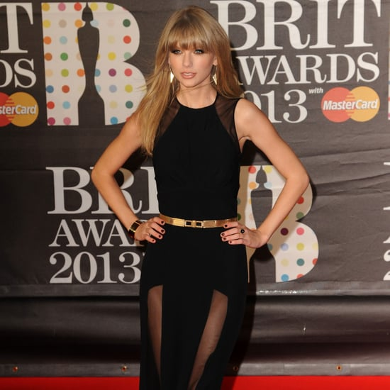 2013 Brit Awards Red Carpet Arrivals Celebrity Pictures