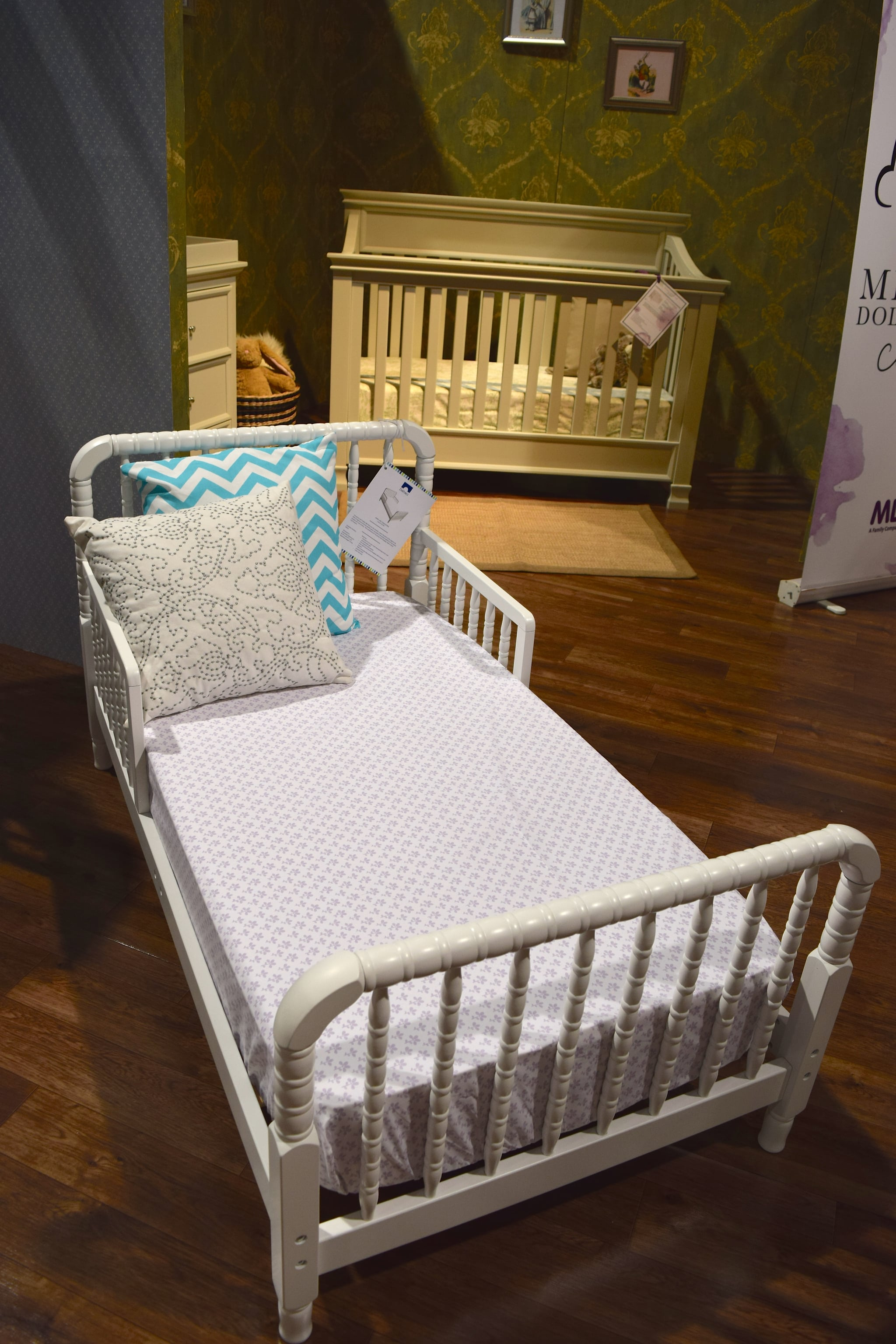 DaVinci Jenny Lind Toddler Bed | 120 New Baby and Kid ...