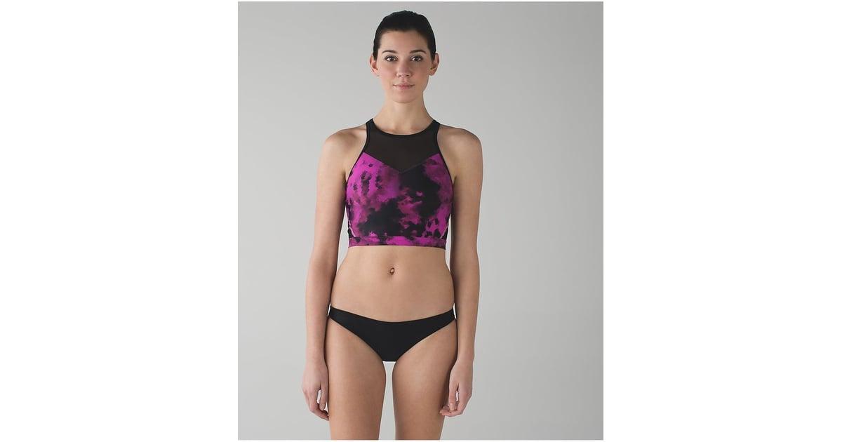 db6aa1aa97 Lululemom Water: Racer Tankini   Stylish Sporty Swimwear   POPSUGAR Fitness  Photo 23