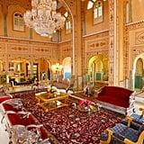 Presidential Suite at Raj Palace, Jaipur, India