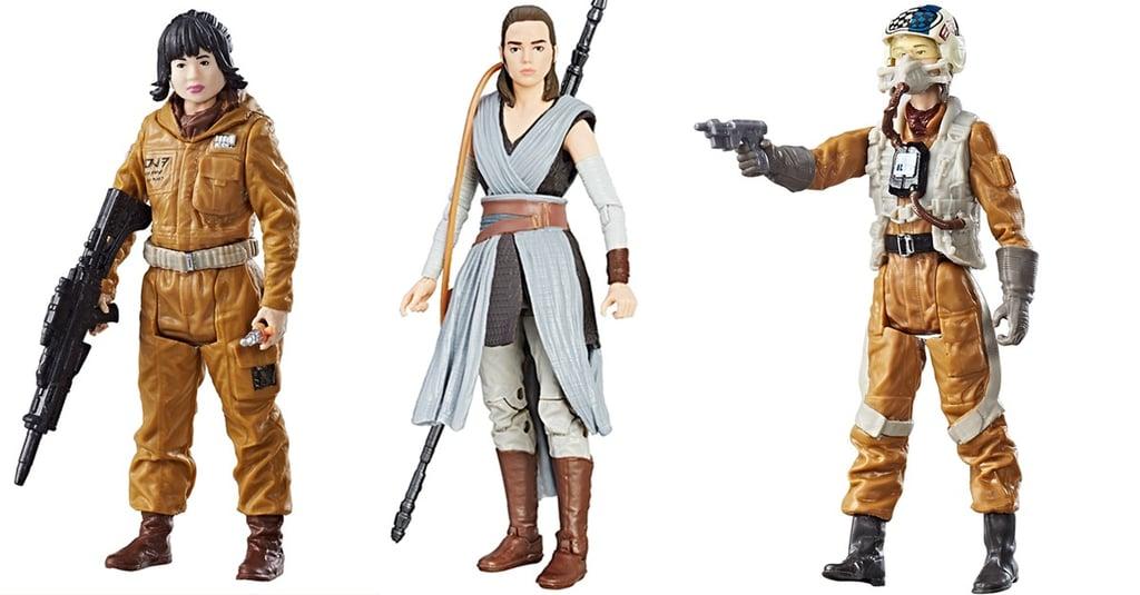 The Last Jedi Star Wars Toys : Star wars the last jedi female toys popsugar moms