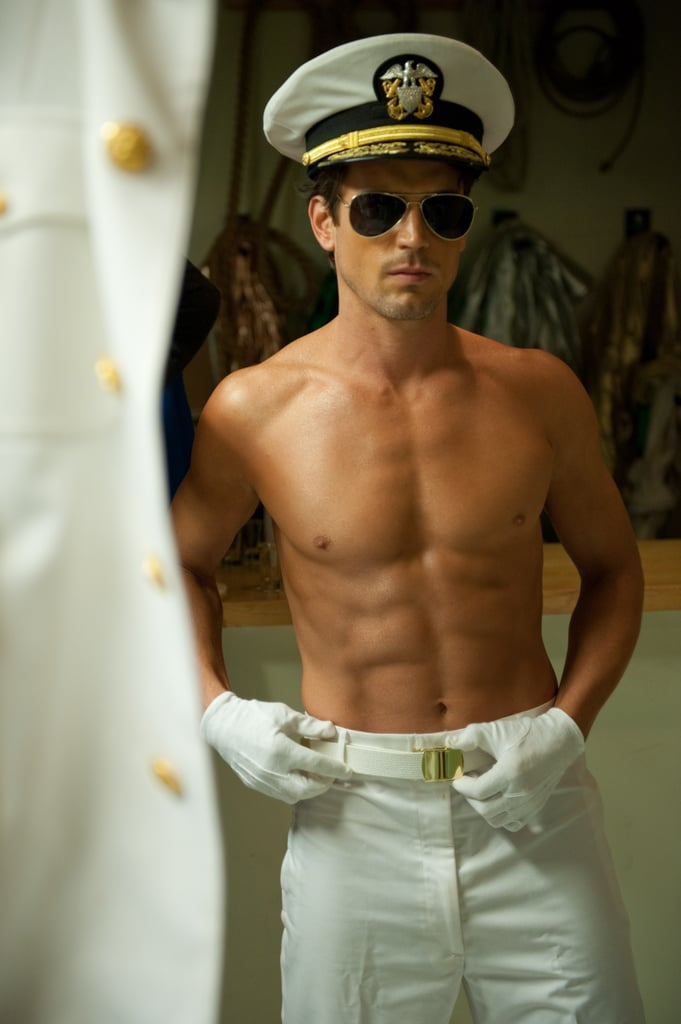 Matt Bomer in Magic Mike.