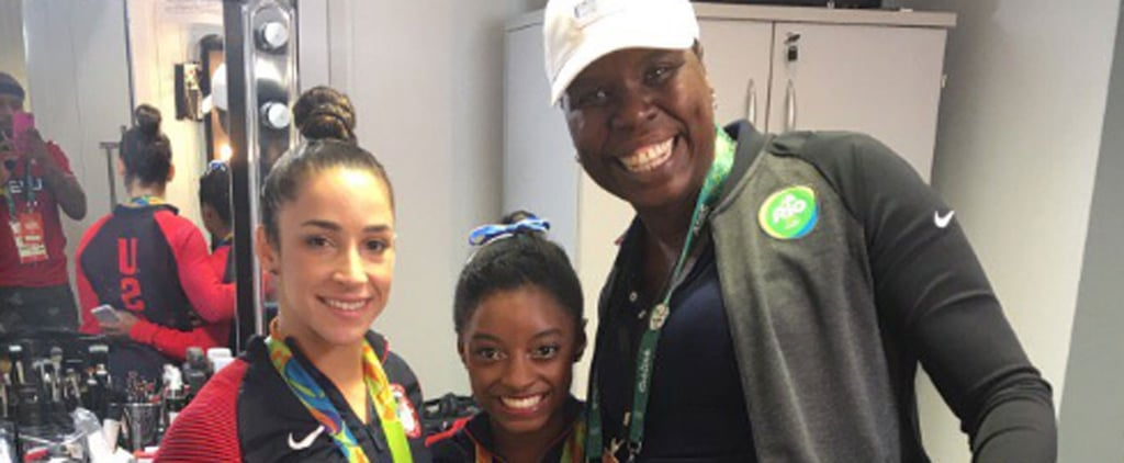 """Thank the Olympic Live-Tweeting Gods — Leslie Jones Is in Rio: """"Simone Is Killing It!"""""""