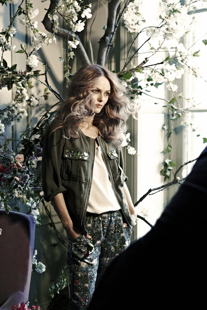 Vanessa Paradis For H&M Conscious Collection