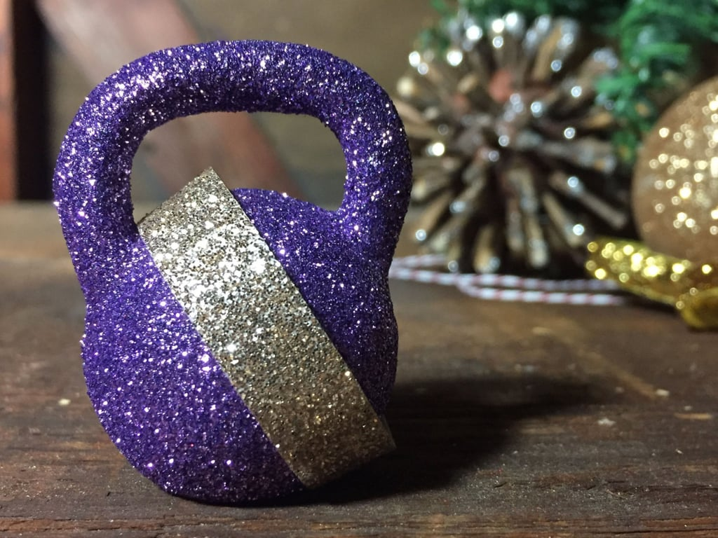 Kettlebell Ornament