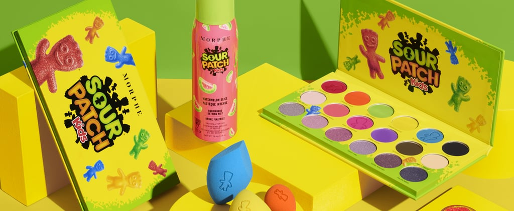 Morphe Is Launching a Sour Patch Kids Makeup Collection