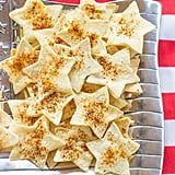Star-Shaped Tortilla Chips