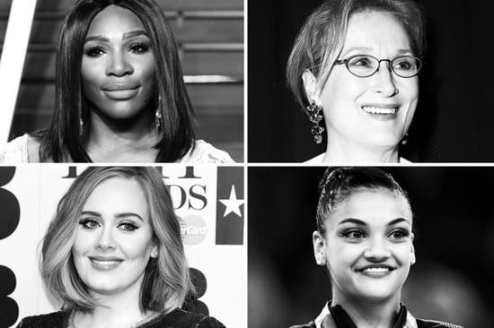 25 Famous Women on Body Image