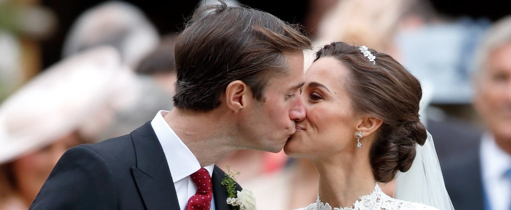 "Pippa Middleton's ""Something Old"" Was Front and Centre on Her Wedding Day"