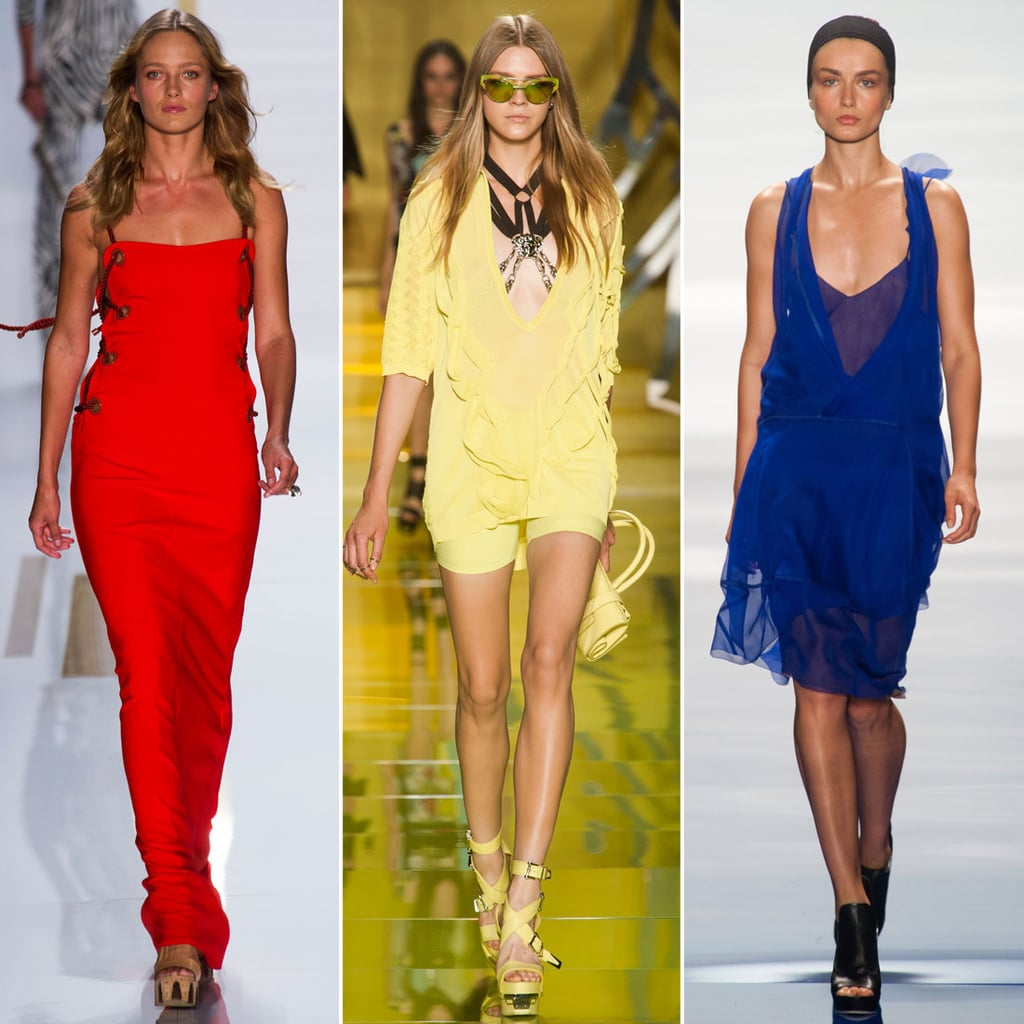 The Ultimate Guide to Spring & Summer's Big Fashion Colour Trends