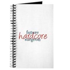 """""""Future Hardcore Surgeon"""" Journal"""